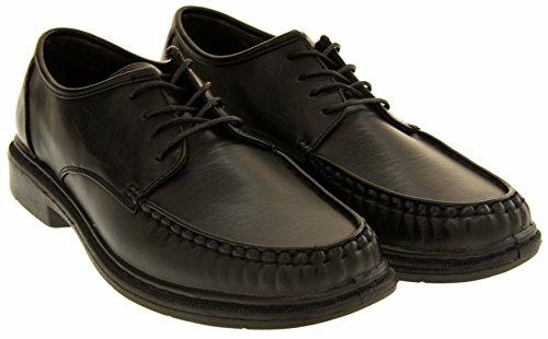 Classics Hommes Cuir Synthétique Chaussures à Lacets