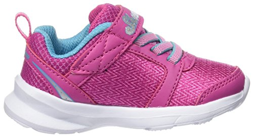 Skechers Stepz, Sneakers Basses Fille Rose (Nptq)