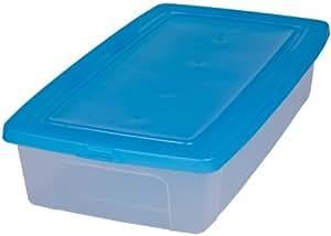 Scatola plastica sottoletto trasparente conservazione for Scatola sottoletto