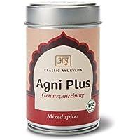 Classic Ayurveda - Bio Agni Plus (Gewürzmischung in Aromaschutzdose), 1er Pack (1 x 50g) - BIO preisvergleich bei billige-tabletten.eu