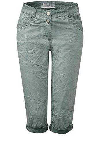 """CECIL Damen Capri Style Hose Victoria 19""""""""palm green""""""""31"""