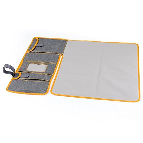 DIO 30092.75321 Quick & Easy Wickel Kit, praktische Wickelunterlage für Unterwegsl - 2