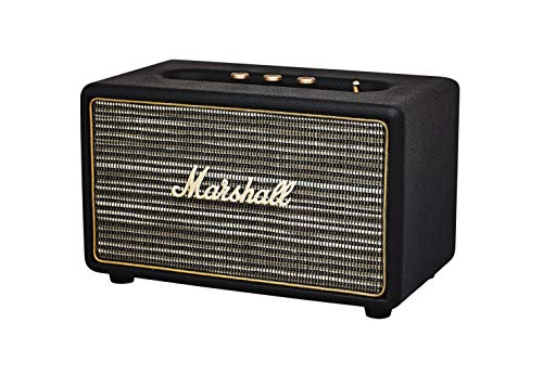Marshall - Acton Bluetooth Lautsprecher - Schwarz (Urban Fall 5 Iphone)