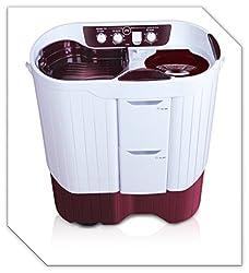 Godrej WS Edge Pro 800 Kg 8KG Semi Automatic Top Load Washing Machine
