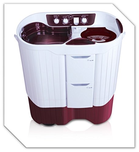 Godrej WS Edge Pro 800 Kg 8KG Semi Automatic Top Load Washing Machine