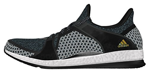 adidas - Pure Boost X Tr, Scarpe sportive Donna Nero (Negbas / Negbas / Azuvap)