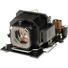 DT00781 Recambio de lámpara de proyector para HITACHI CP-X1, CP-X2, ED-X20, CP-X253, CP-RX70, ED-...