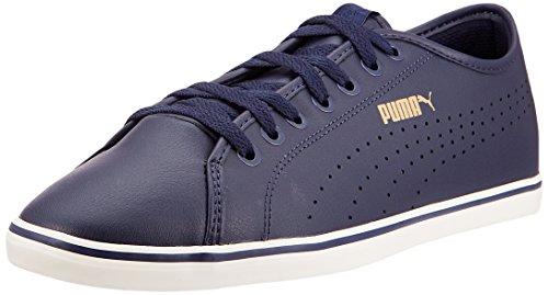 Puma Elsu V2 Perf Sl - Scarpe da Ginnastica Basse Uomo Blu (Blau (peacoat-peacoat 06))