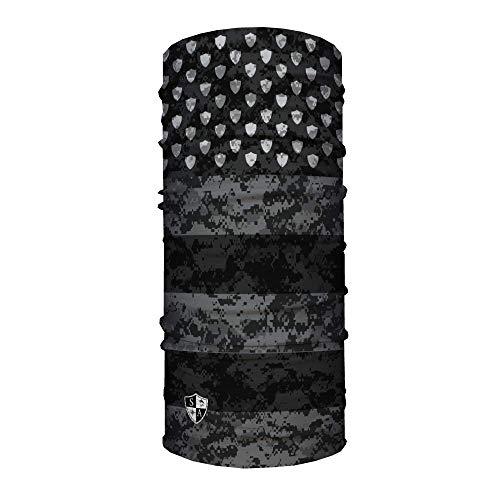 SA Société Black Ops Face Shield/Loop Écharpe/Bandana/Cagoule. Multifonction/Headwear/écharpe. SPF 40. activité de Plein air Masque Visage
