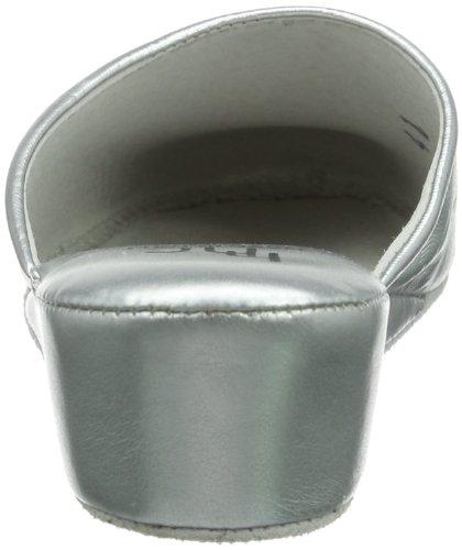 Hans Herrmann Collection HHC 030250-90 Damen Hausschuhe Silber (Silber)
