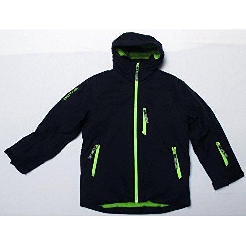 Watts Veste Ski Junior State Noir/vert n°288b