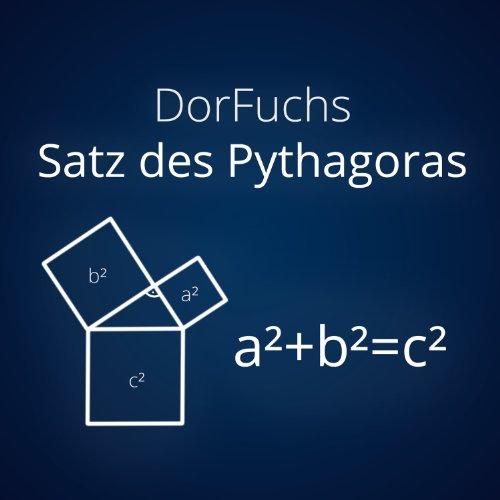 satz des pythagoras mathe song von dorfuchs bei amazon music. Black Bedroom Furniture Sets. Home Design Ideas