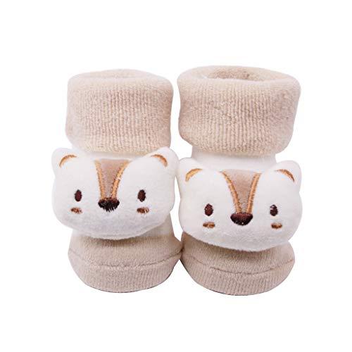 Bebé Calcetines Infantiles Algodón recién Nacido