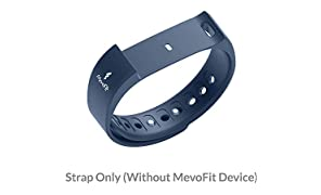 MevoFit Drive Strap - Replacement or Add-on Straps : Premium Design Strap (Accessory) ONLY, Device Not Included -Strap for MevoFit (USA) Drive Fitness Bands & Activity Trackers