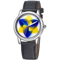 Rainbow Watch Unisex Wristwatch Avangardia Tripod AV21A-B-SB-tr