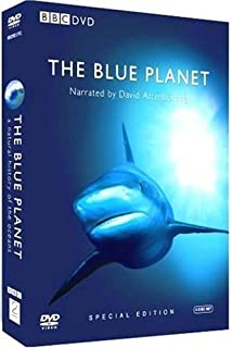 The Blue Planet - Complete BBC Series [DVD] by David Attenborough (B000ASALVK) | Amazon Products