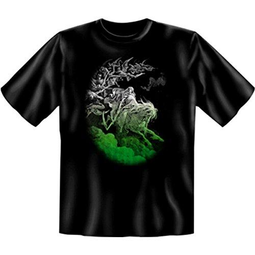 een Ghost Rider (Größe: XXL) Farbe: schwarz ()