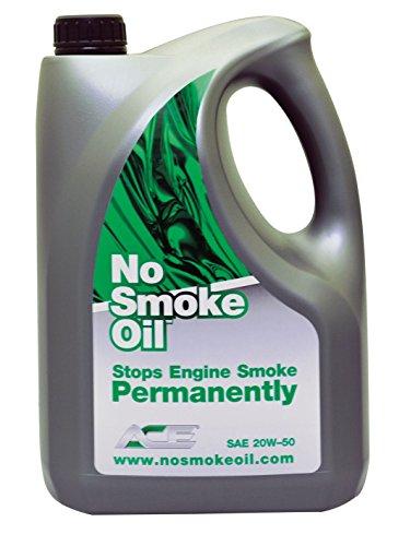 NoSmokeOil Nicht rauchendes Motoröl - Stoppt Motorrauchen endgültig SAE 20W-50