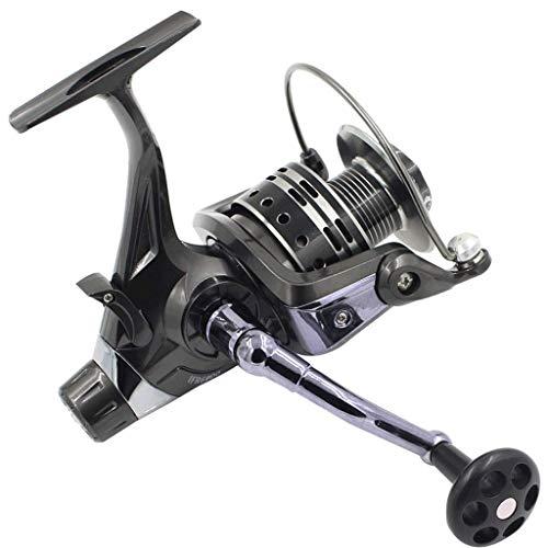 11 + 1 Angelrolle 3000-6000 IFR Doppel Abladerolle Full Metal Wire Cup Vorder- und Hinterradbremse Rad Sea Fishing Runde Angelrolle,3000model