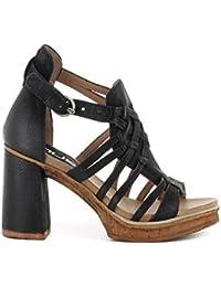 A.S.98 - Sandalias de vestir de Piel para mujer