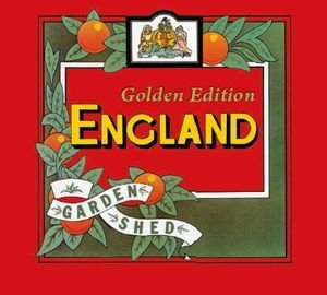 Garden Shed - Golden Edition by England (2015-10-21) England-garden Shed