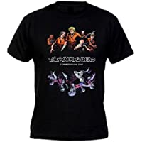 Comparador de precios Camiseta Walking Dead (Mirror) (Talla: Talla XL Unisex Ancho/Largo [58cm/76cm] Aprox], Tipo de Manga: Larga Unisex) - precios baratos