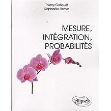 Mesure Intégration Probabilités