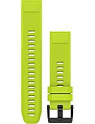 Garmin fenix 5 Silikonarmband QuickFit 22mm yellow 2017 Zubehör