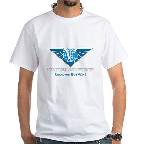 CafePress Venture Industries Speed-Shirt T-Shirt - 100% Cotton T-Shirt
