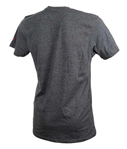 New Era Herren T-Shirt Gray