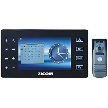 ZICOM AWAKE ALWAYS 7 Inch Colour Video Door Phone