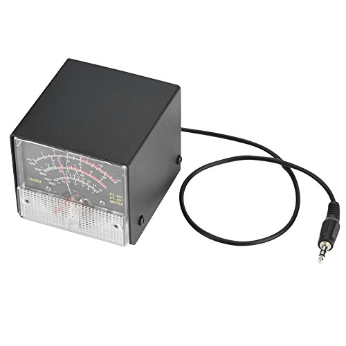 Zerone Medidor Externo S Medidor de Potencia SWR Medidor de Pantalla de recepción para Yaesu FT-857 FT-897