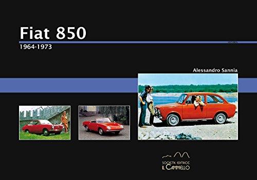 Fiat 850. 1964-1973