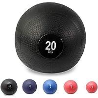 POWRX - Slam Ball Balón Medicinal 3-20 kg - Ideal para Ejercicios de  Entrenamiento c3273fd8e04b