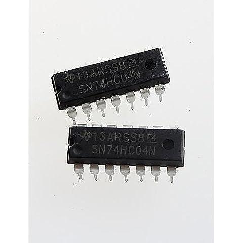 NJDSVBDKJ® 74HC04 74hc04n sn74hc04n dip-14 a due ingressi porta NOR