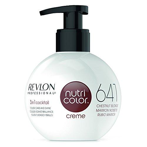 REVLON PROFESSIONAL Nutri Color Creme Nr. 641, 270 ml, chestnut brown