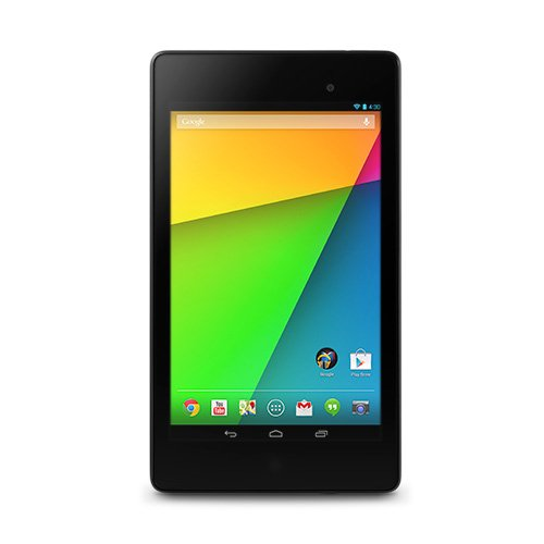 Asus Nexus 7 1A020A 17,7 cm (7 Zoll) Tablet-PC (Qualcomm Snapdragon S4 Pro 8064, 1,5GHz, 2GB RAM, 16GB HDD, Adreno 320, WiFi, Android, Touchscreen) schwarz - Modell 2013 (Nexus Tablet Asus 7)