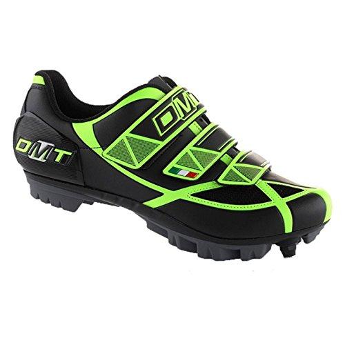 DMB robur MTB-schoenen Zwart / Fluo Geel Nr. 41