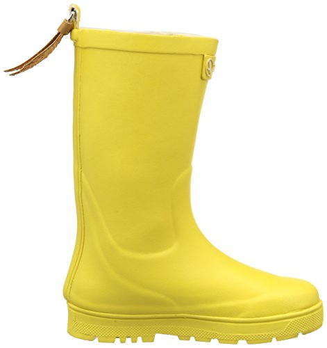 Aigle Unisex-Kinder Woody Pop Gummistiefel Gelb (jaune D)