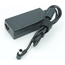 Bonne qualite Cargador, transformador, alimentación, adaptador sector Compatible para Sony VAIO VGN-TZ11X N/B, 16V 3.75A 60W, PC Diagnóstico