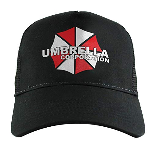 Evil Kostüm Valentine Jill Resident - Cloud City 7 Resident Evil Umbrella Corp Logo, Trucker Cap