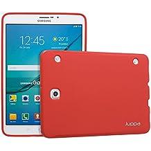 Gama de fundas de gel para tabletas Samsung Tab S y Tab S2 de Juppa® rojo rosso Sam Galaxy Tab S2 8.0