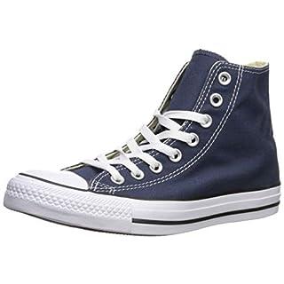 Converse Chuck Taylor All Star, Unisex-Erwachsene Hohe Sneakers, Blau (Navy Blue), 39.5 EU