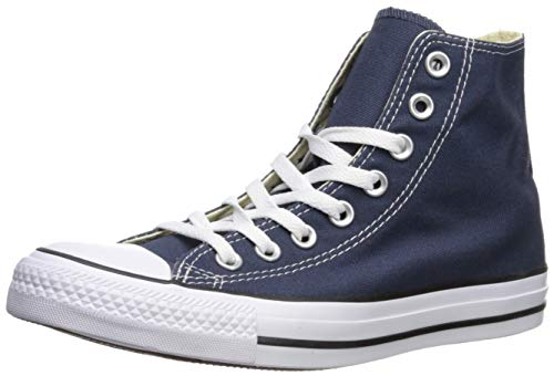 Converse Chuck Taylor All Star, Unisex-Erwachsene Hohe Sneakers, Blau (Navy Blue), 46.5 (Converse All Star Hi High Top)