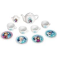 Smoby 24804 - Frozen Porzellan Kaffee-Geschirrset