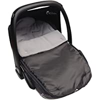 Car Seat Footmuff / Cosy Toes Compatible with Maxi Cosi Pebble Grey