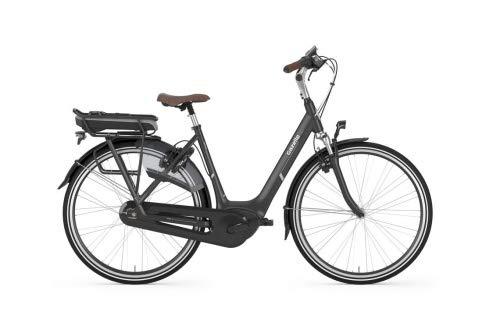 Gazelle Arroyo C7+ Damenfahrrad Citybike Hollandrad 2018, Farbe:schwarz, Rahmenhöhe:49 cm