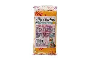 Silikomart 99.009.02.0001 Pâte à Sucre Orange