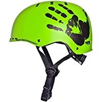 Sport Direct™ The Hand™ BMX Casco verde 55-58cm