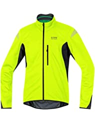 GORE BIKE WEAR Herren Warme Soft Shell Fahrrad-Jacke, GORE WINDSTOPPER, ELEMENT WS SO Jacket
